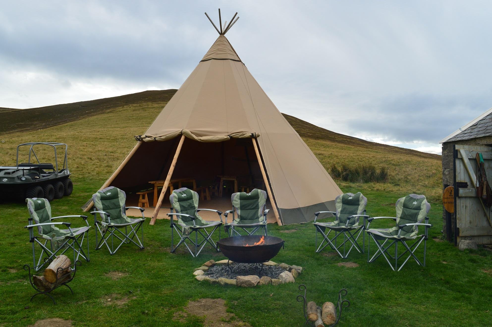 Chill out Tipi